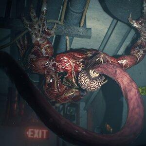Resident Evil 2 (Remake) - Licker