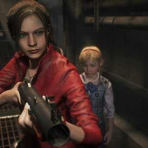 Resident Evil 2 (Remake) - Claire & Sherry
