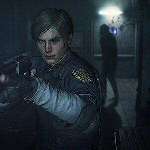 Resident Evil 2 (Remake) - Look Behind You, Leon...