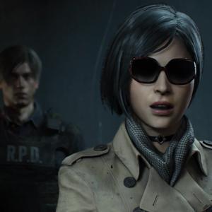 Resident Evil 2 (Remake) - Leon & Ada 2