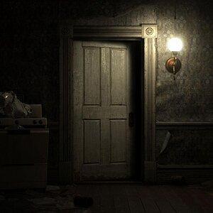 Resident Evil 7 - The Iconic Door!