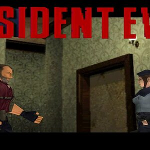 Resident Evil 1 (Full Gameplay) - Jill