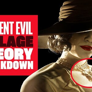 Resident Evil Village Gameplay Reaction - Resident Evil Village Theory Breakdown