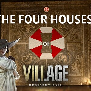 The 4 Houses Of Resident Evil Village | Theory On Lore, Bosses & More
