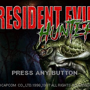 Resident Evil - The Hunter MOD - v0.1 Alpha - PC | One of the best mods ever made!