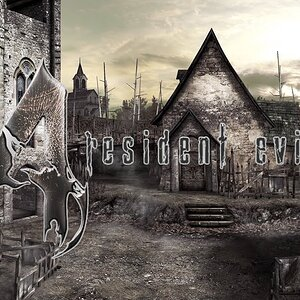 Resident Evil 4 PS4Pro Full HD No Commentary
