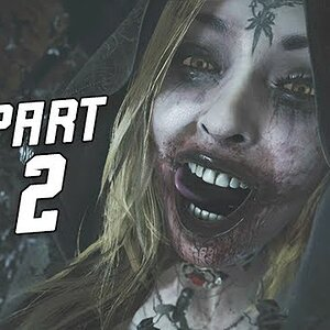 Resident Evil 8 Village Gameplay Walkthrough Part 2 - Witch Sisters (RE8 4K)