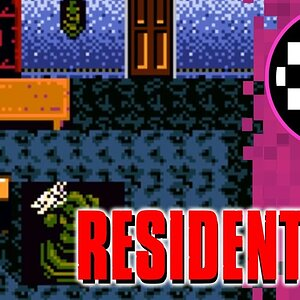 Resident Evil Demake - RPG Maker Fan Game